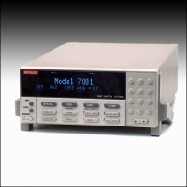 Keithley 7001 + 7020